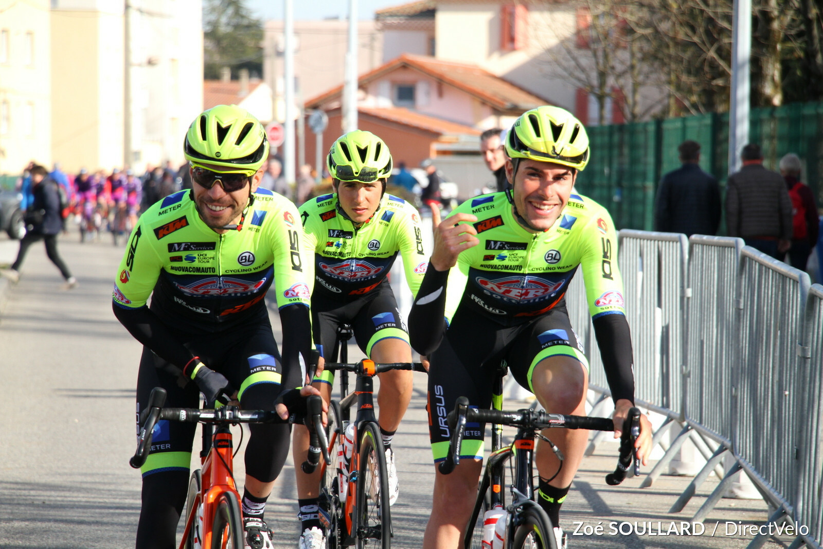 TOUR DE HONGRIE: MARENGO AND VISCONTI SPRINTED IN THE TOP 10 OF THE 1ST STAGE