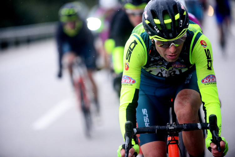 ANDREA DI RENZO WAS KNOCKED DOWN BY A CAR DURING HIS TRAINING