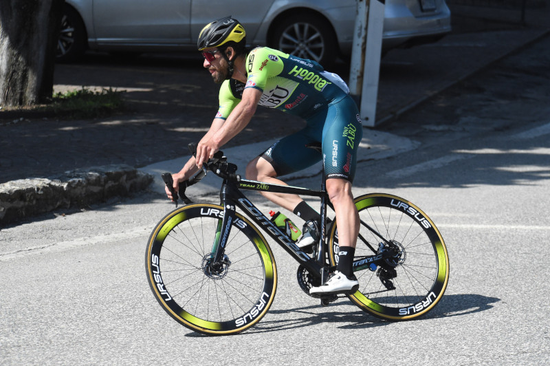 SIBIU CYCLING TOUR: RICCARDO STACCHIOTTI TAKES A 6TH PLACE IN THE FINAL STAGE