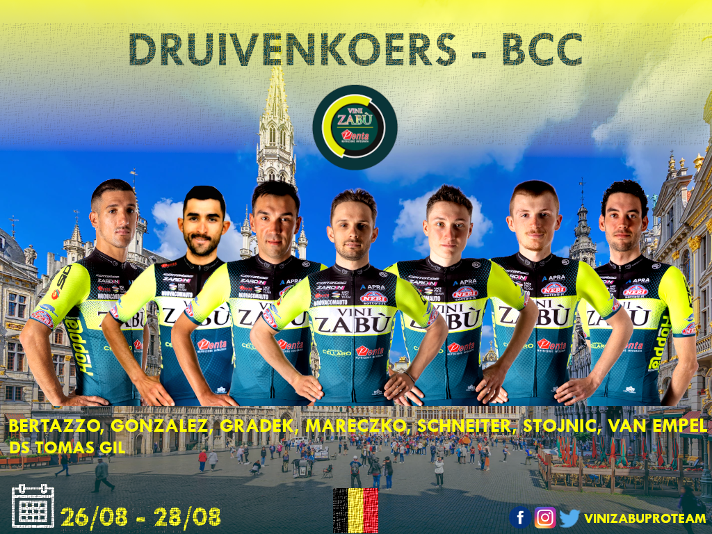 DRUIVENKOERS – OVERIKSE / BRUSSELS CYCLING CLASSIC