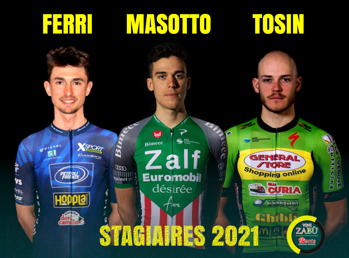 STAGIAIRES 2021