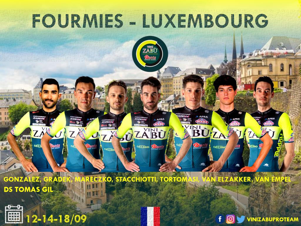 GP DE FOURMIES – TOUR DE LUXEMBOURG