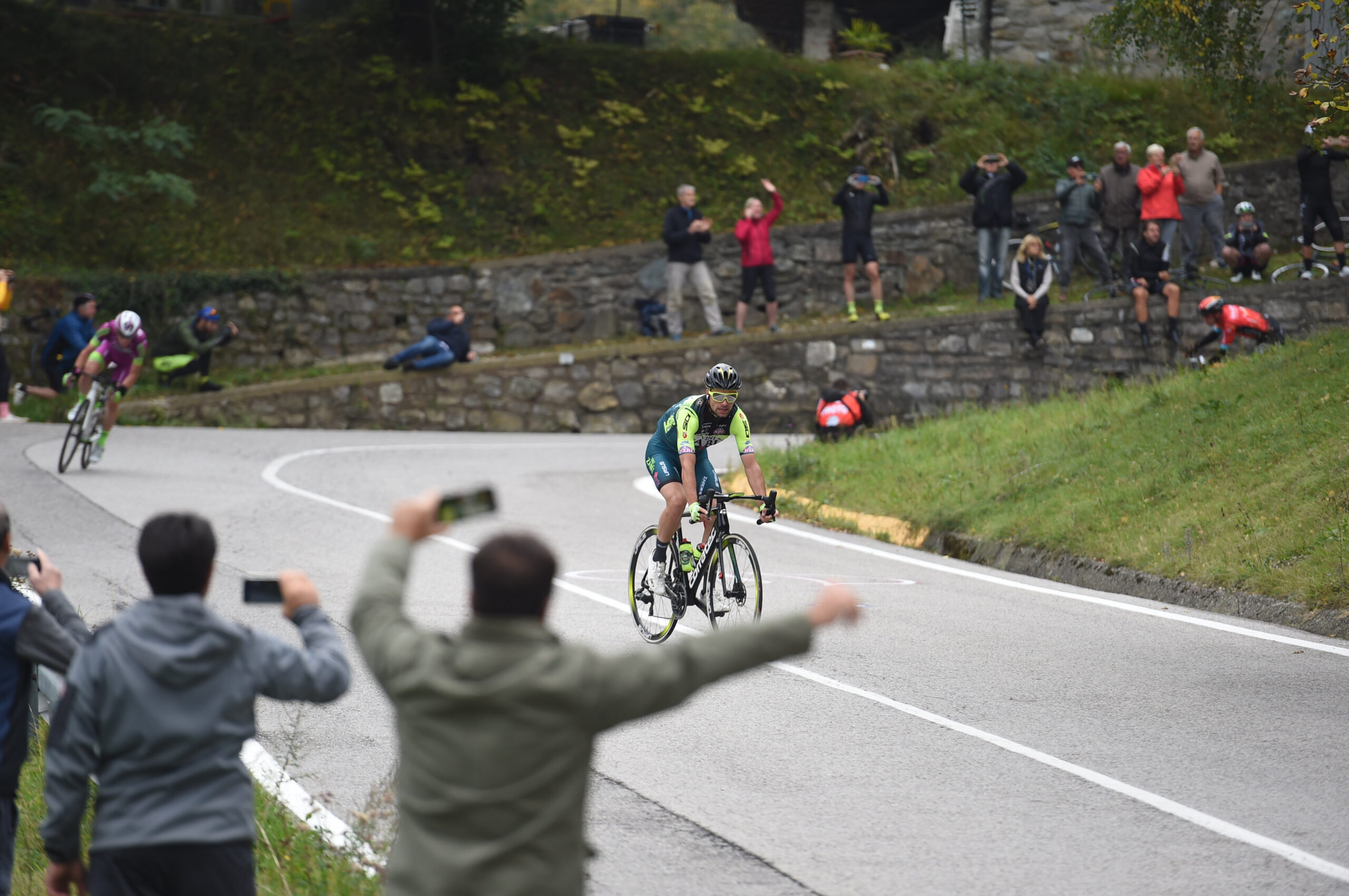 IL LOMBARDIA: A DAY ON THE ATTACK FOR DAVIDE ORRICO